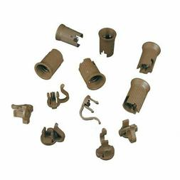 50 pack c7 replacement sockets brown spt