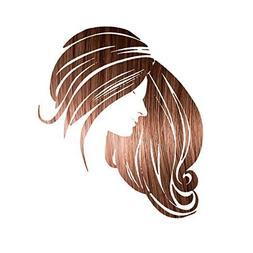 Henna Maiden LIVELY LIGHT BROWN Hair Color: 100% Natural & C