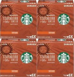 Starbucks Breakfast Blend Medium Roast Coffee K-Cups  BBD JA