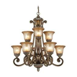 Dolan Designs Carlyle 9 Light Chandelier Verona - 2402-162