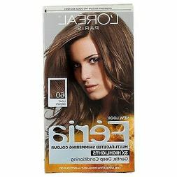 feria permanent haircolour gel 60