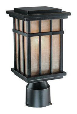 Dolan Designs 9141-68 Freeport 1 Light Post Light, Wincheste