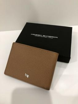 PORSCHE DESIGN FRENCH CLASSIC 3.0 WALLET/ID WINDOW H9 BEIGE/
