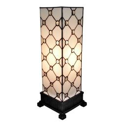 Amora Lighting Home Decorative AM105TL06 Tiffany Style Table