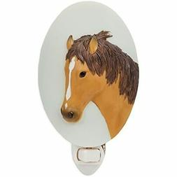 Horse - Hand Painted Nightlight By Ibis &amp Orchid Design L