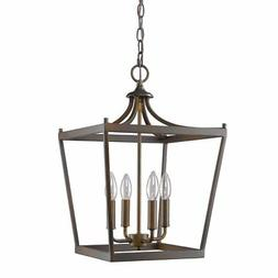 Acclaim Lighting IN11133ORB Kennedy Indoor 4-Light Pendant,
