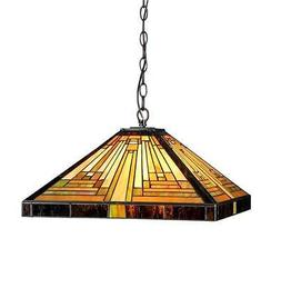 Innes 2 Light Ceiling Pendant Fixture