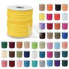 1 Roll 170/80/40M Korea Waxed Polyester Cord Jewelry Beading