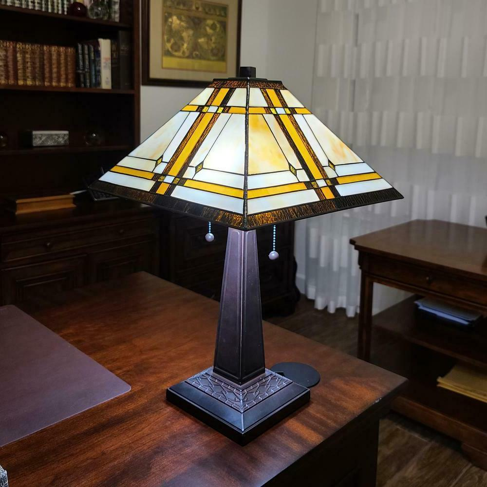 22.5 Style Mission Table Lamp