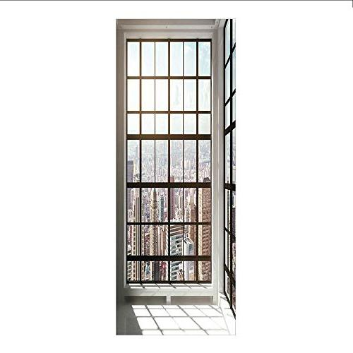 3d decorative film privacy window film no