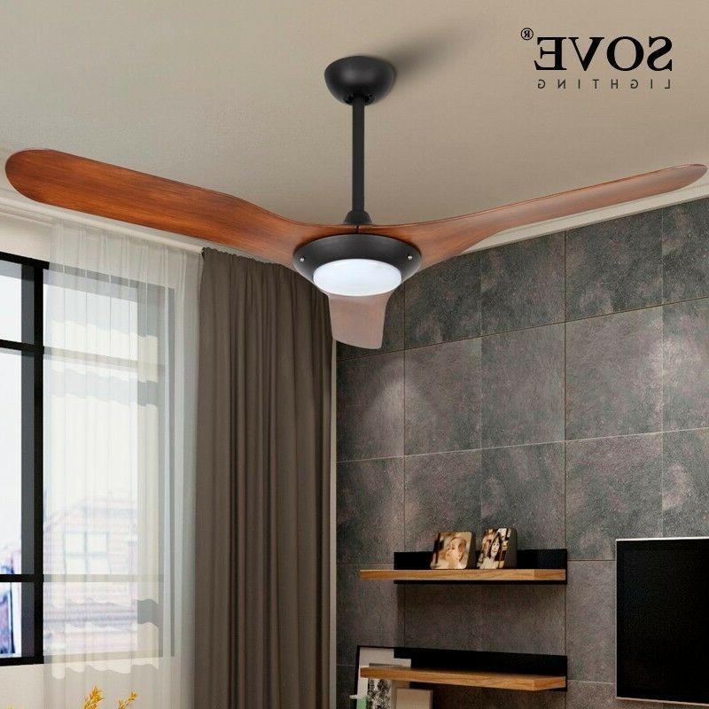 52inch Ceiling Fans With Lights Bedroom Light Fan Lamp