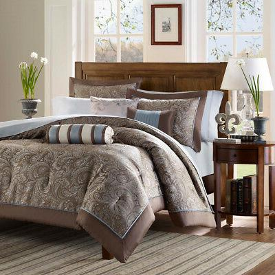 aubrey 6 piece duvet cover set