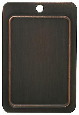 Amerock Toggle Wall Plate - Oil-Rubbed Bronze