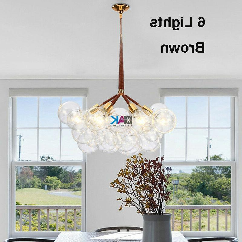 Bubble Lamp Glass Dining