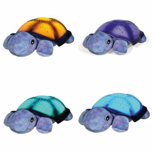 Cloud Twilight Turtle Baby infant Nursery Bed Constellation Light