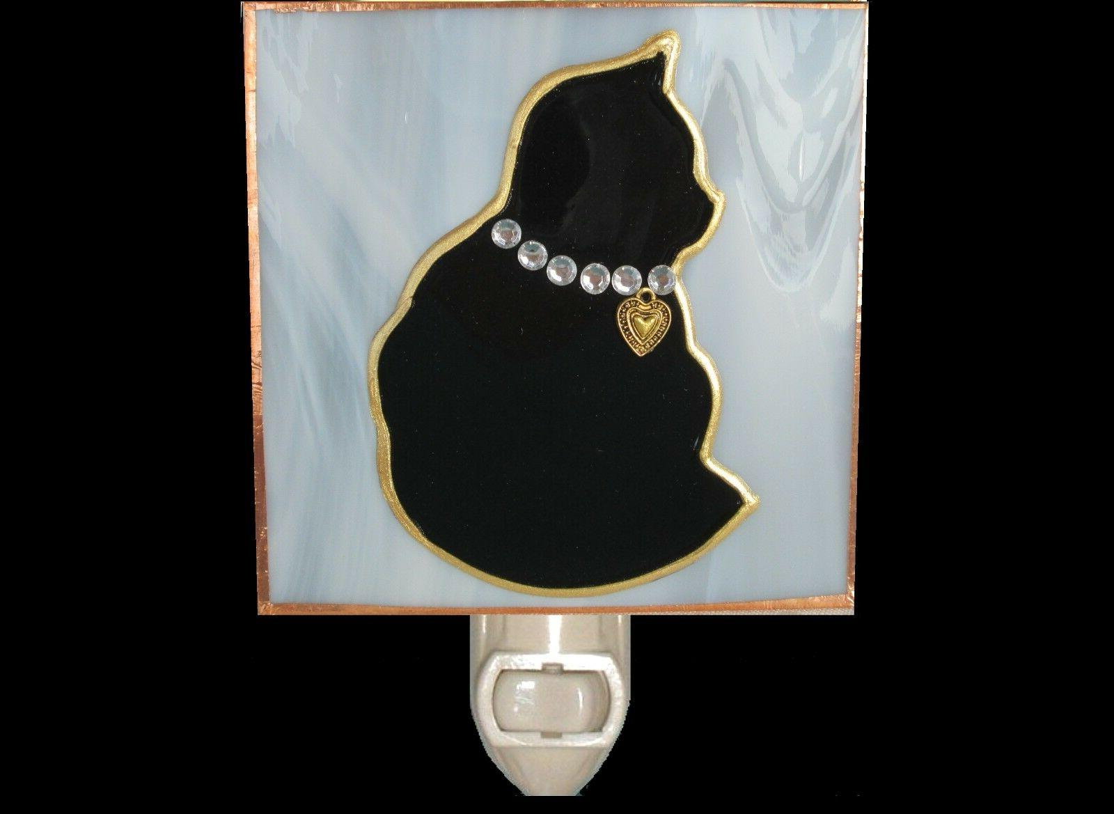 Decor Personalized Black Night Wall In Art Baby Gift
