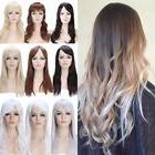 Elegant Synthetic Wig Cosplay Fancy Dress Natural Hair With