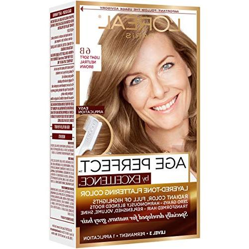 L'Oreal 6B Light Soft Brown