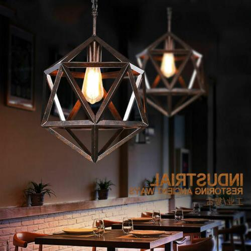 Industrial Pendant Hanging One-Light
