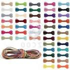 Korea Waxed Cord Thread Beading Polyester Jewelry Necklace M