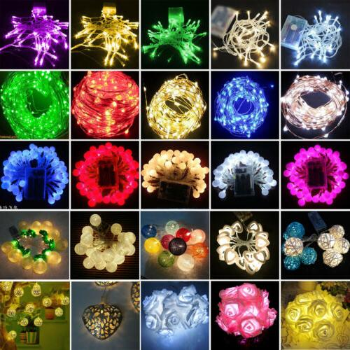 10 80led new years fairy string lights