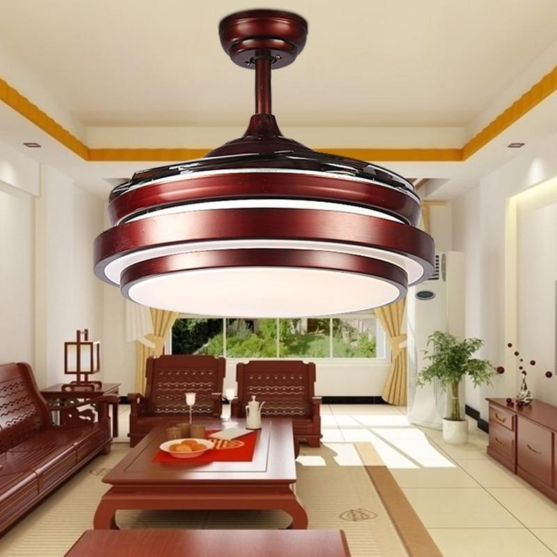 <font><b>light</b></font> 90-265V <font><b>Ceiling</b></font> <font><b>light</b></font> 42 <font><b>brown</b></font> Dimming free shopping L