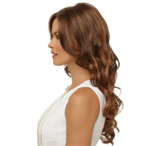 Light Full Lace Wig Natural Wigs