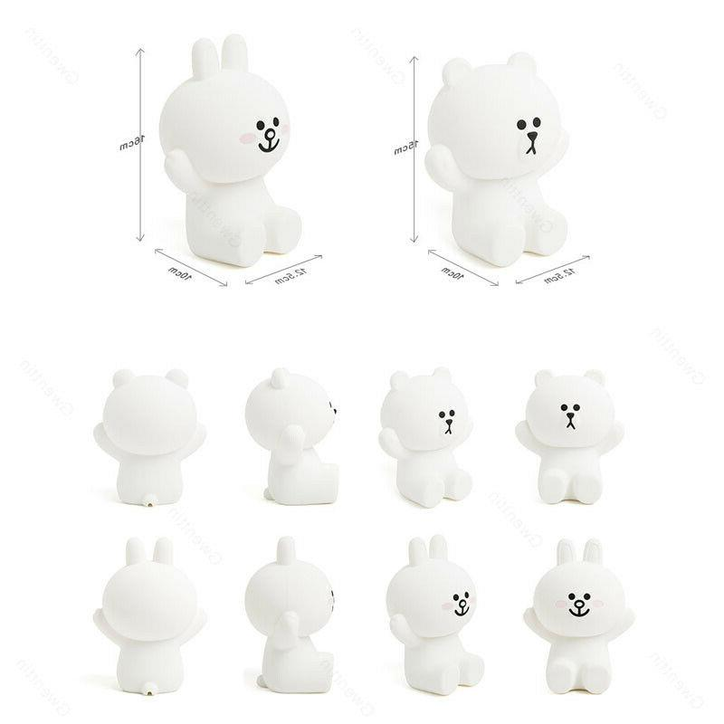 Line Friends Lights Rabbit Kids Baby