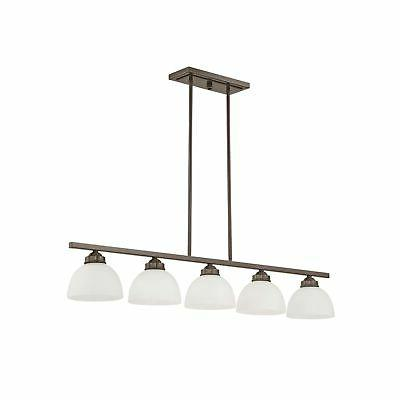 Livex Lighting Someset Bronze Finish Steel