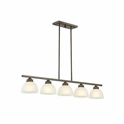 Livex Bronze Finish 5-light