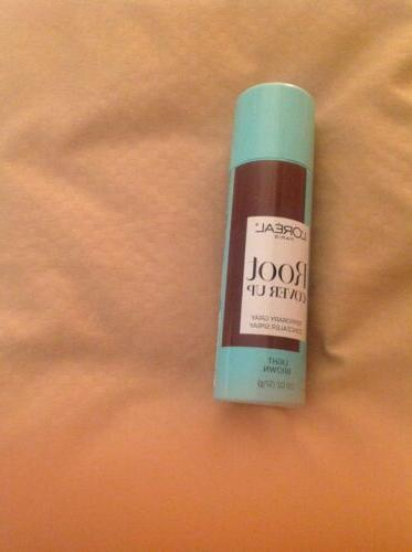 Loreal Cover Light BROWN cans 2oz