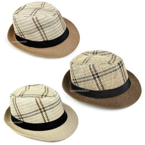 men women timelessly classic structured fedora hat