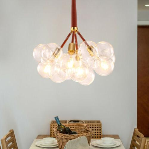Modern Bubble Glass Lights Pendant Light