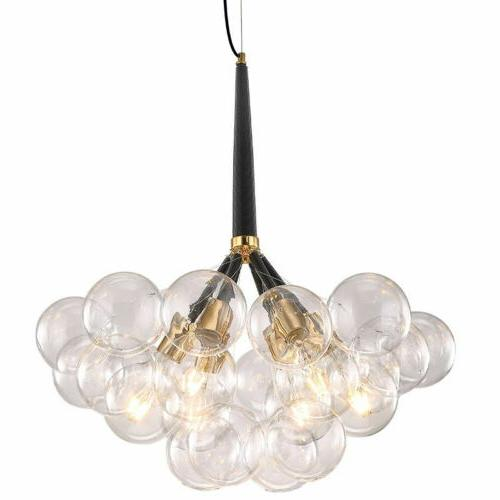 modern 9 12 18 globes bubble glass
