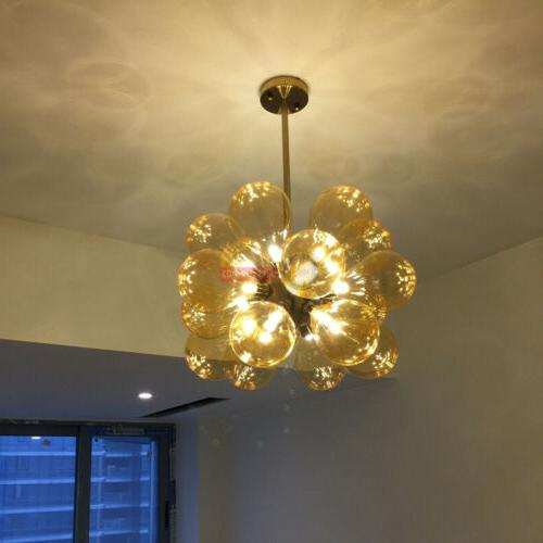 Bubble Pendant Lamp Chandelier Fixture