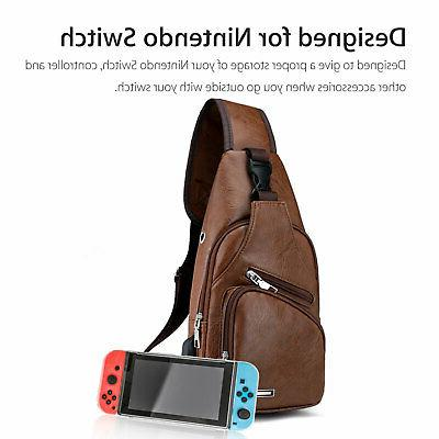 For Travel Protective Carrying Case USB