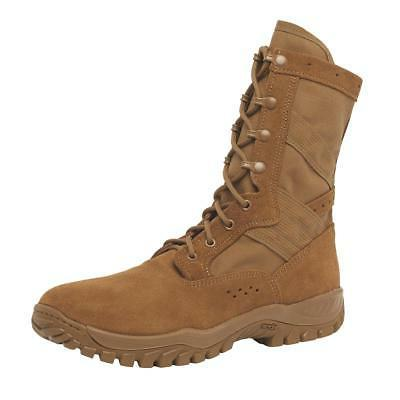 wholesale dealer 2ecd3 190e5 Belleville One Xero C320 Coyote Brown Ultra Light Assault Boot, Made in USA