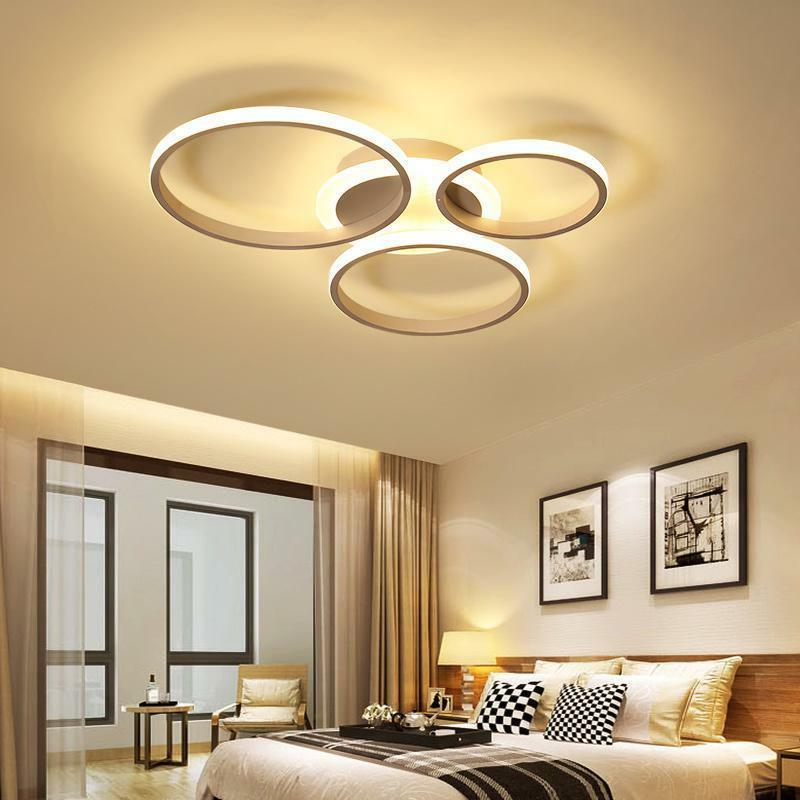Ceiling Circle Fixtures