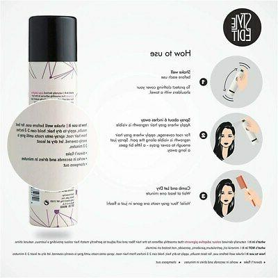 Style Edit - Root Up Spray Light Brown