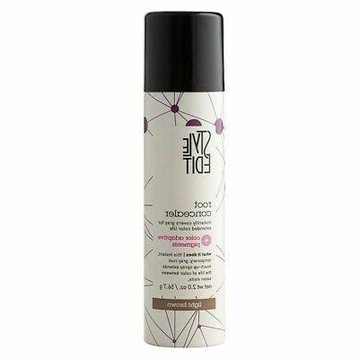 root concealer root touch up spray light