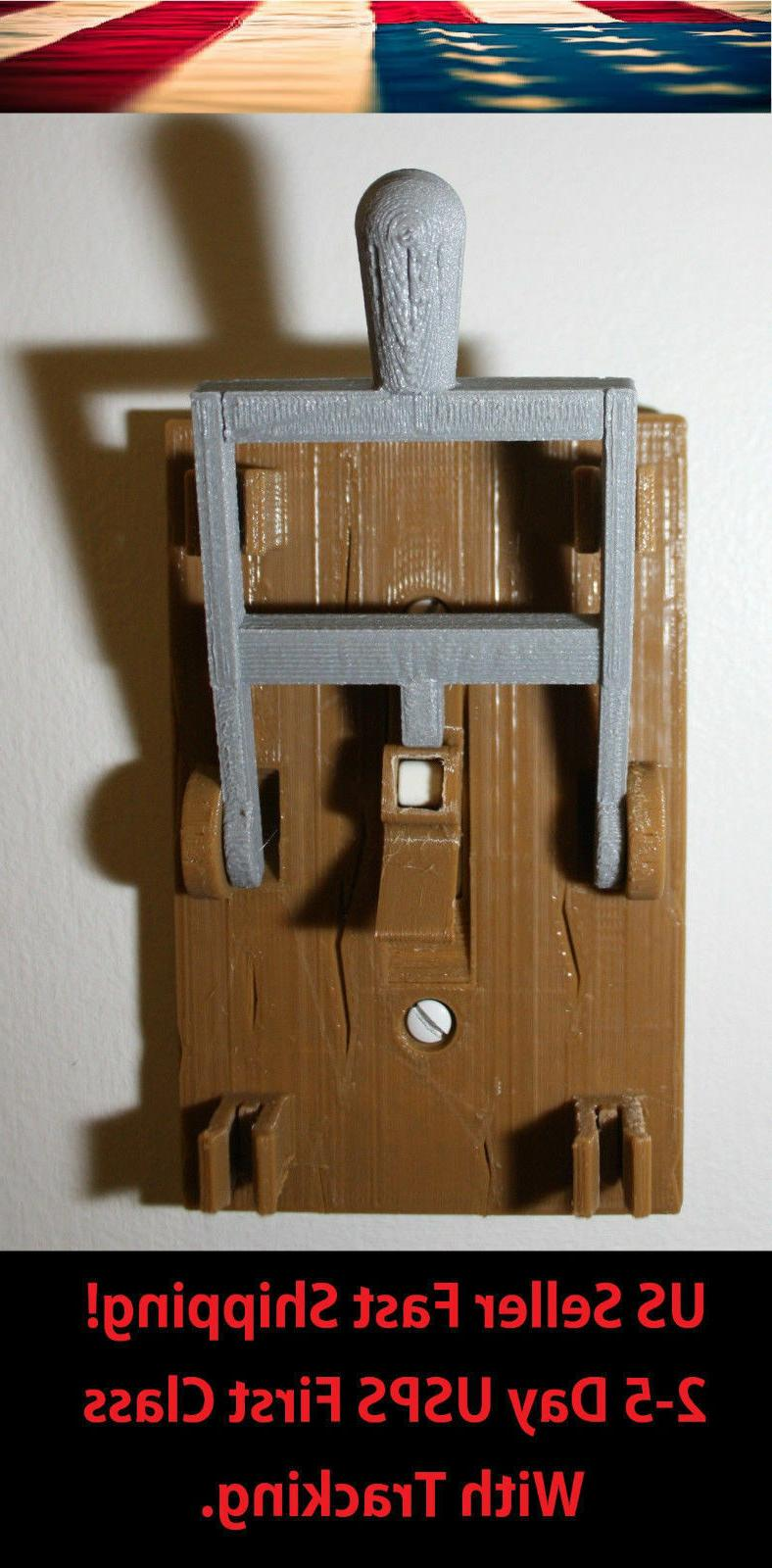 steampunk frankenstein single light switch cover plate