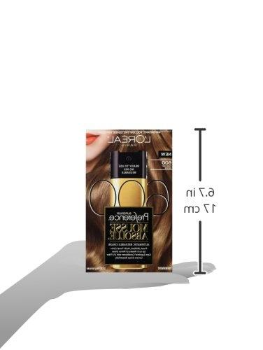 L'Oreal Superior Preference Mousse Absolue, Pure Light Brown