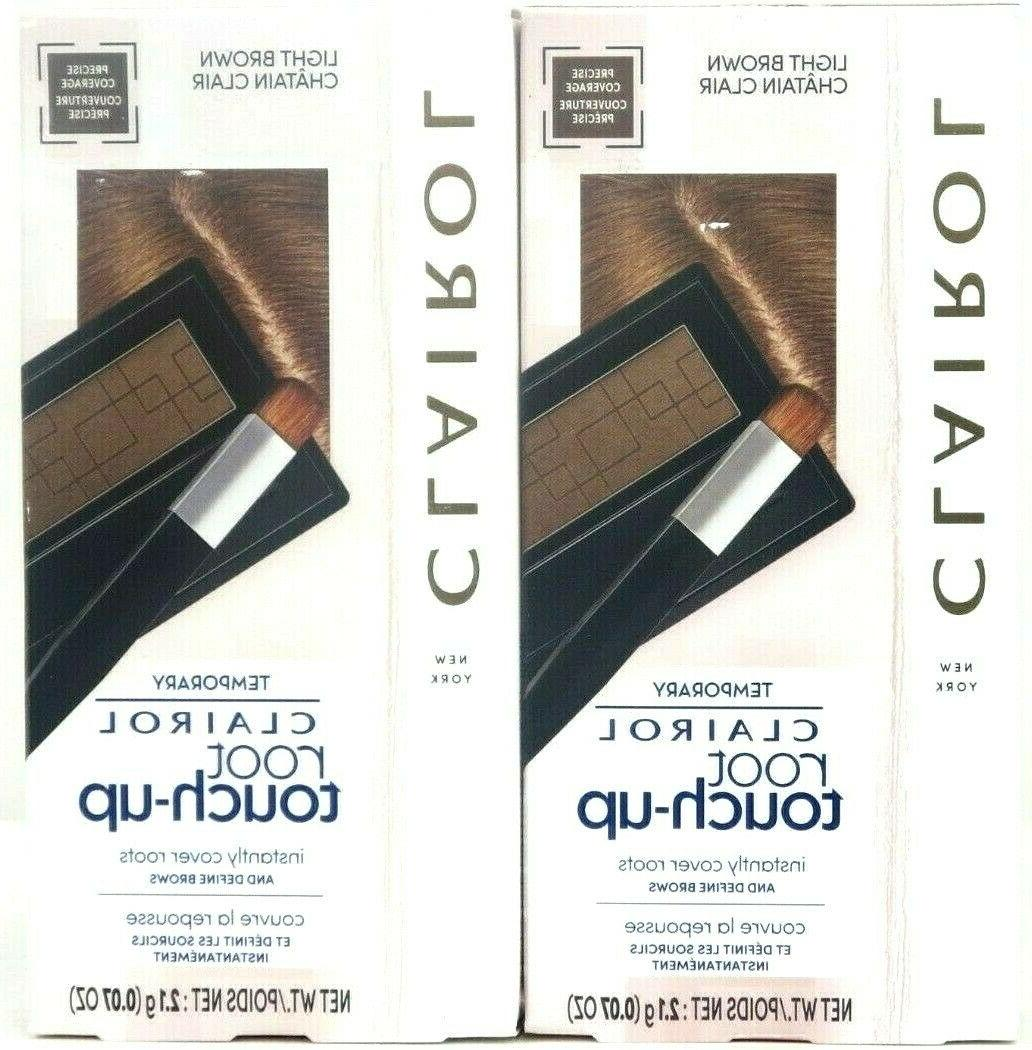 temporary root touch concealing powder