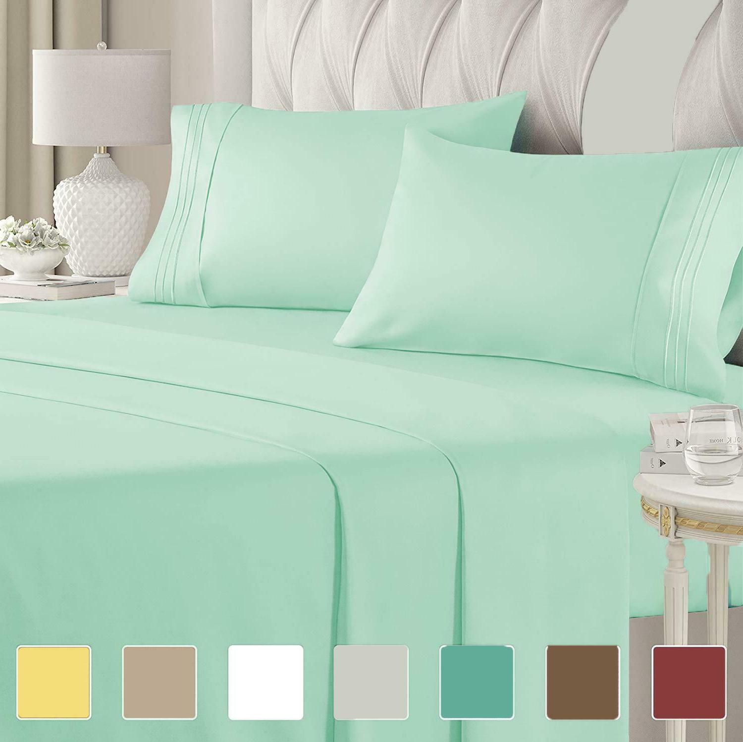 ⭐️⭐ ULTRA LUXURY COLLECTION COMFORT SET DEEP POCKET ALL COLORS!⭐️⭐