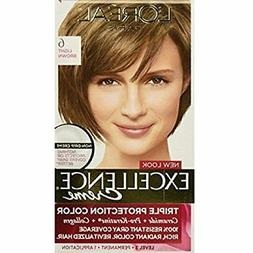 L'oreal LOreal Excellence Creme 6 Light Brown, Light Brown 1