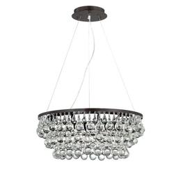 Eurofase Lighting 25689-013, Canto Chandelier In Oil Rubbed
