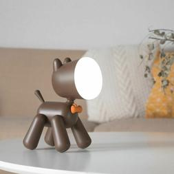 Night Lamp Children Rechargable Night Lights Adjust Brightne
