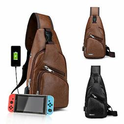 nintendo switch backpack travel bag protective