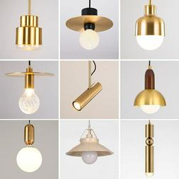 Nordic LED Pendant Lights Modern Restaurant Lamp Indoor Hang