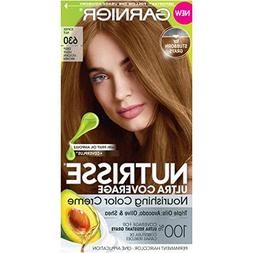 Garnier Nutrisse Ultra Coverage Hair Color, Deep Light Golde